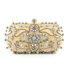 Chic / Beautiful Gold Patent Leather Square Clutch Bags 2020 Metal Rhinestone Clutch Bags, Chic, Bridal Dresses, Patent Leather, Purses And Bags, Pattern, Outfits, Beautiful, Vestidos
