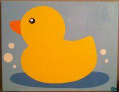 Kim's Blog: DIY Canvas Painting
