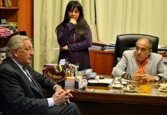 Esta visita al intendente Julio Moises fue programada durante la semana pasada con motivo de la llegada de la presidenta Cristina a Jujuy. http://www.carolinamoises.com.ar/index.php/component/content/article/2-noticias/269-el-gobernador-eduardo-fellner-visito-la-municipalidad-de-san-pedro-