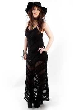 The Rum Diary Maxi Dress
