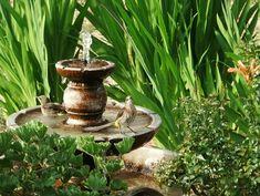 Fountain, Wildlife, Garden, Outdoor Decor, Home Decor, Garten, Decoration Home, Room Decor, Lawn And Garden