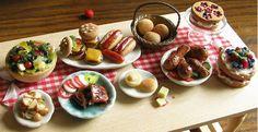 dollhouse miniatures - Google Search