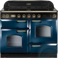 Freestanding Falcon Electric Oven/Stove CLAS110EIRB-BR