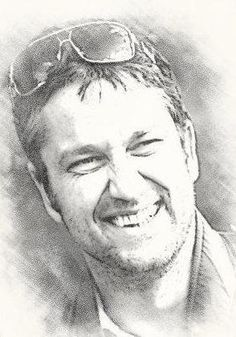 Gerard Butler .... His Smile Gets Me Every time!!