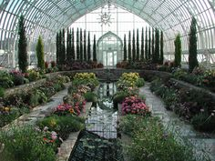Marjorie McNeeley Conservatory at Como Park
