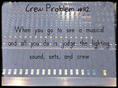 Stage Crew Quotes Funny. QuotesGram