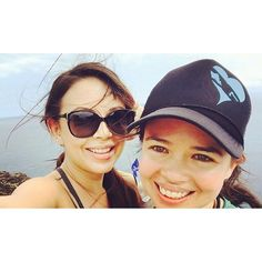 Janel and her sister
