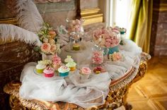 SGA Events candy bar by The Wedding Tea Room, photo by Amy Punky Photography