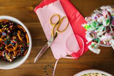 girls night in // craft project | Stoffer Photography for The Everygirl