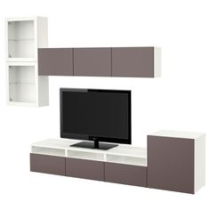 See Our BESTÅ Living Room Storage, From TV Stands To Shelf Units.