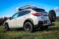 2018 Crosstrek - Lachute Subaru – LP Aventure Inc Subaru Crosstrek Accessories, 2011 Subaru Outback, Subaru Models, Fibreglass Roof, Modern Roofing, Motorcycle Wheels, Shed Roof, Roof Architecture, Roof Styles