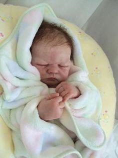Reborn Angelica from the Ashton Drake 'Emily'