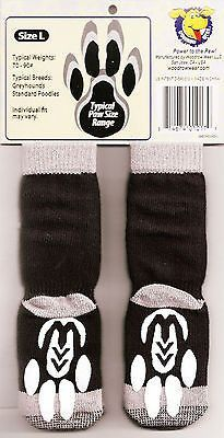 Power Paws Advanced Greyhound Dog Socks - Power to stand, to stop, to go!
