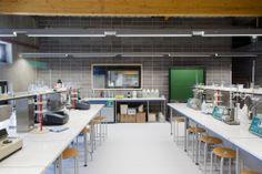 New technical institute – ECAM – Site UCL / / MODULO Architects – KhôZé Architecture