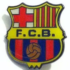 Barcelona Metal Pin Badge