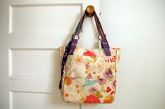 a day in the park backpack tote, great idea!