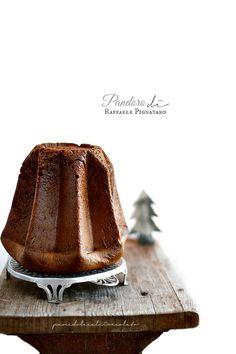 PANEDOLCEALCIOCCOLATO: Pandoro a lievitazione naturale di Raffaele Pignataro #Vogliadi #Natale