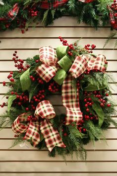 My colors, my style!!  I love Christmas decorations!