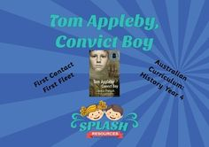 Resource Description Resource Description: Tom Appleby, Convict Boy is the perfect novel to accompany your Year 4 Australian Curriculum History un. Teaching Narrative Writing, Teaching Reading, Teaching Ideas, History For Kids, Study History, Activities For Boys, Educational Activities, Australia For Kids, First Fleet
