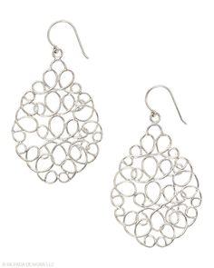 Jewelry Box by Silpada Designs   Earrings   Sterling Silver Earrings - $72