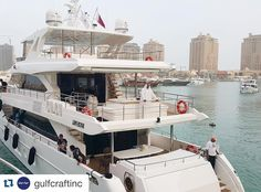 @gulfcraftinc The Majesty 110 arriving in The Pearl-Qatar for the Gulf Craft Exclusive Preview in The Pearl-Qatar      تفضلوا بزيارتنا في اللؤلؤة-قطر لحضور العرض الحصري ليخوت وقوارب جلف كرافت!  من  مارس ولغاية ابريل بوابة رقم  ________ To know more visit our website! Link in bio. ________ #GulfCraft ________ #ThePearlQatar #tpqmoments #ThePearl #luxury #superyacht #love #yacht #yachting #boat #boating #yachtlife #Qatar #Doha الدوحة #قطري #اللؤلؤة #اللؤلؤة_قطر #قطر# by thepearlqatar