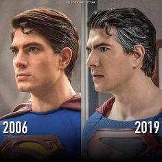Crisis on infinite earth Superman Characters, Superman Movies, Superman Comic, Batman, Superman Cast, Superman Family, Marvel Actors, Marvel Dc, Brandon Routh Superman