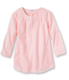 Summerlight Pullover Shirt, Three-Quarter-Sleeve Stripe