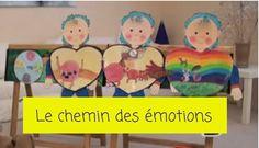"""Un outil d'accompagnement des émotions chez l'enfant : """"le chemin des émotions"""""""