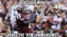 Hence the ATM College Football Teams f63d25408