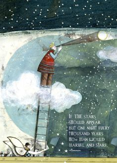 Holiday Cards 344 Marvelous Stars set of six Holiday Greeting Cards, Stars And Moon, Book Illustration, Art Quotes, Illustrators, Thing 1, First Night, Celestial, Beautiful Words