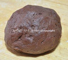 Pasta frolla al cioccolato ricetta base