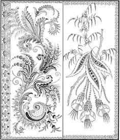 Welcome to Dover Publications Creative Haven Floral Inspirations Coloring Book