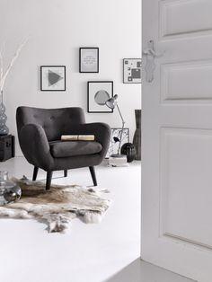 inosign sessel im retro style - Skandinavische Design Sthle