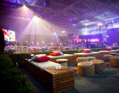 Large Scale Team Event | Corporate Event