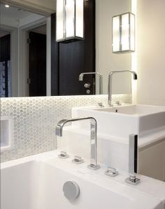 Tiles and light fitting placement marvel premium for Bathroom design and fitting london