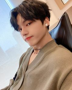 [ Completed ] My friend think you're cute. But, if you're a gay this my number. dom - woo sub - san homophobic please leave. Jung Woo Young, Jung Yunho, Youre Cute, Fandom, Kim Hongjoong, Kpop Guys, Look At You, One Team, Asian Boys