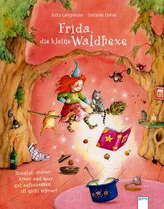 Frida die kleine Waldhexe