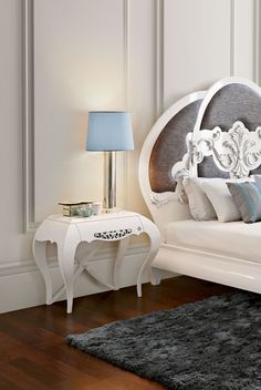 New York bedside table  Jetclass | Real Furniture Luxury Interior Design