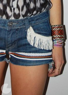 DIY jeans refashion: DIY Festival Cutoffs x Doctrine Jeans