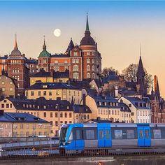 Stockholm, Sweden Photo by: @lizafotosimonsson