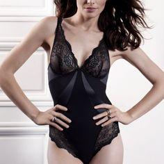 Simone #Perele Queen Bodysuit - gorgeous!