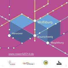 Cowork 2014 in Wolfsburg