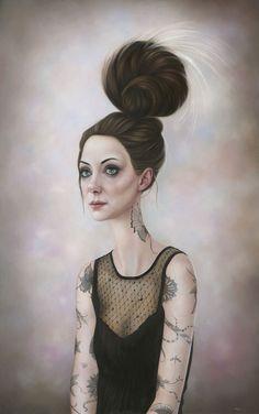 CARNIVALE  Porcelain/  Sarah Dolby
