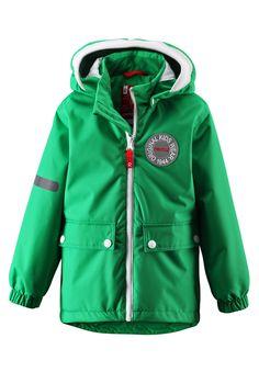 Reima anniversary products in new 2015 colors! #ReimaSpring2015 #reima70 Toisto jacket