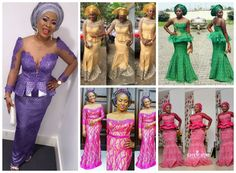 From lace to chiffon to colors, this season's Aso-Ebi outfits, fashion, and styles are for the trendsetters who aren't afraid to think outside of the box. The colors on the wedding red carpets are alarming as couples are incorporating bold hues into their weddings. Guests are bringing...