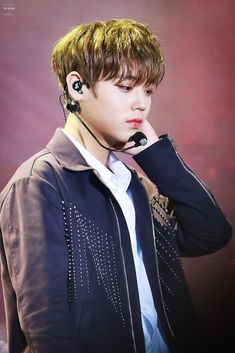 Wanna-One - Park Jihoon My One And Only, 3 In One, Pink Park, Cho Chang, Park Bo Gum, My Big Love, Park Hyung Sik, Fandom, Ha Sungwoon