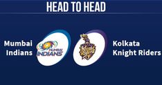 MI vs KKR Head to Head, KKR vs MI Head to Head, IPL Records