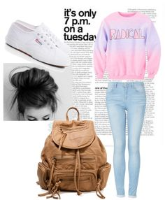 """""""Easy outfit for school"""" by betruebeyou123 ❤ liked on Polyvore"""