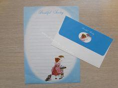 Papel de carta antigo - Coleção Beautiful Sunday - 02 - Papel de carta antigo - Coleção Beautiful Sunday -