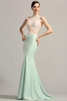 eDressit Sleeveless Lace Applique Evening Gown Formal Dress (00154904) - USD 219.99